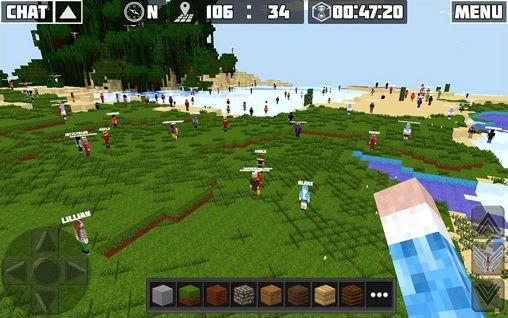 Simulator-Spiele: Lade Planet der Würfel auf dein Handy herunter