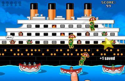 Rette die Titanic auf Deutsch