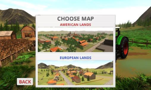 模拟 Farmer sim 2015智能手机