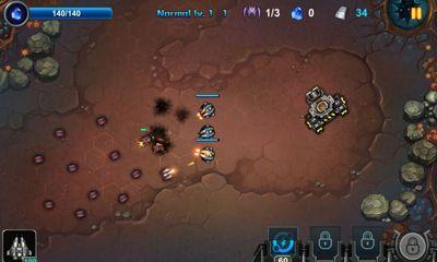 Galaxy Defense captura de pantalla 1