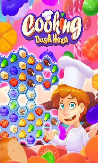 Cooking: Dash hexa Screenshot