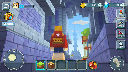 World craft building screenshot 3