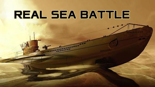 Real sea battle screenshot 1