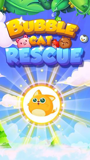 Bubble сat: Rescue screenshots
