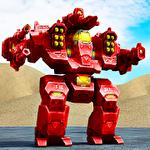 Mech robot war 2050 Symbol