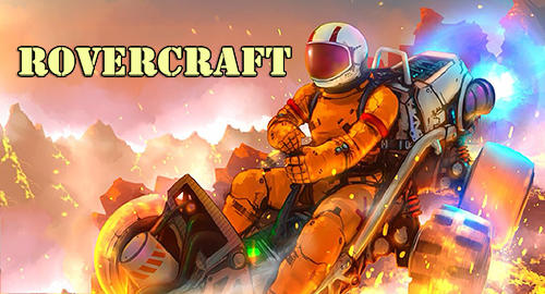 Rovercraft: Race your space car Screenshot