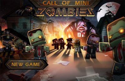 logo Call of Mini: Zombies