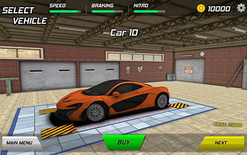 Real drift car racer скриншот 1