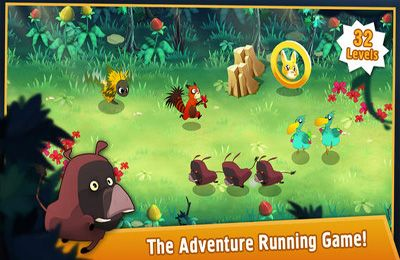 Screenshot Abenteuer von Rakoo auf dem iPhone