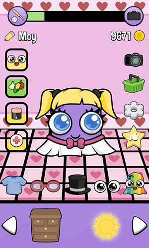 Moy 2: Virtual pet game für Android
