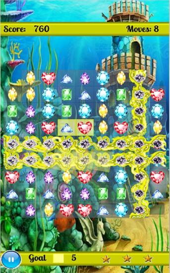 Arcade Atlantis für das Smartphone
