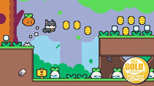 Super cat bros für Android