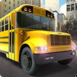 Иконка School bus drive challenge