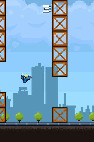 Der Flugtest für iPhone