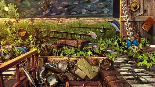 Abenteuer-Spiele Sherlock Holmes: The valley of fear für das Smartphone