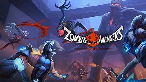 Zombie avengers online Screenshot
