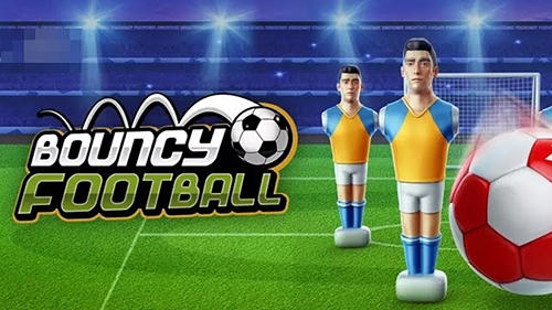 Bouncy football Screenshot