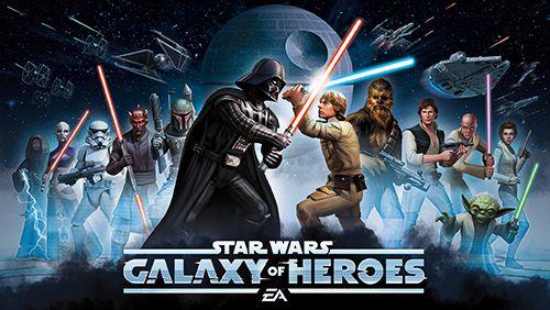 标志Star wars: Galaxy of heroes