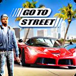 Go to street Symbol