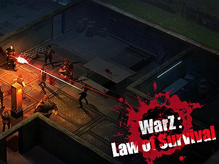 WarZ: Law of survival ícone