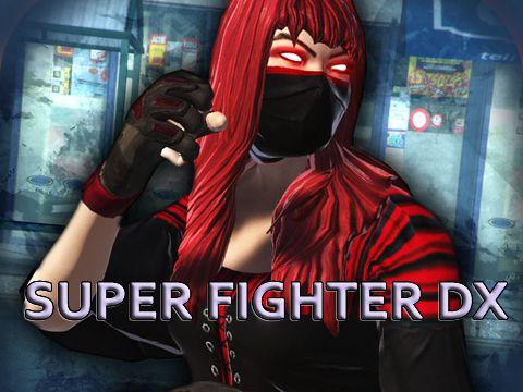 logo Super Kämpfer DX