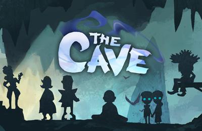 logo A Caverna