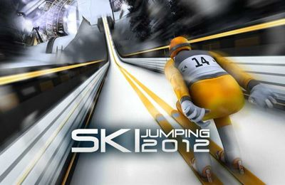 Screenshot Ski Jumping on iPhone
