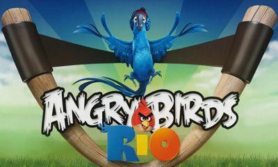 Angry Birds Rio screenshot 1