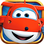 Super wings: Jett run icône