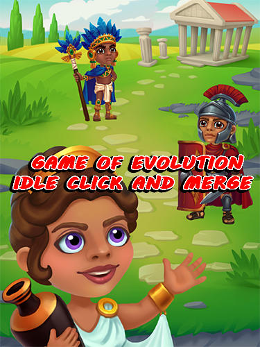 Game of evolution: Idle click and merge Screenshot