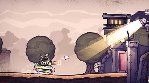 Super mega death tank screenshot 4