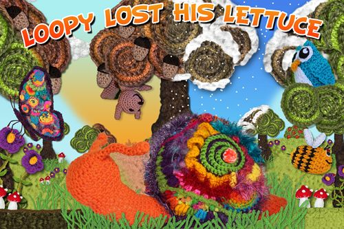 logo Loopy lost his lettuce