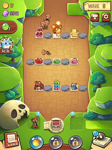 Summoner's greed скриншот 4
