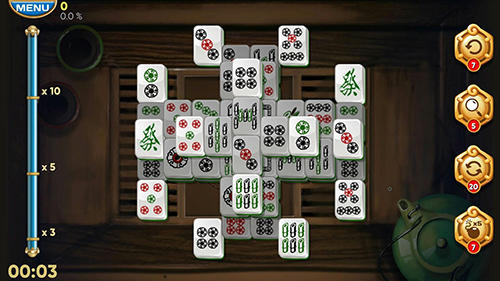 Mahjong adventures pour Android