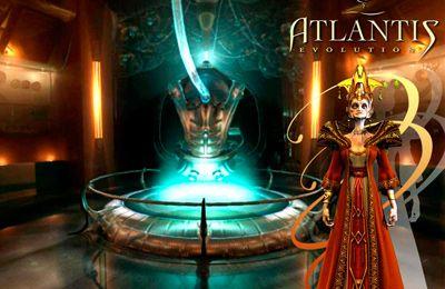 logo Atlantis: Evolution