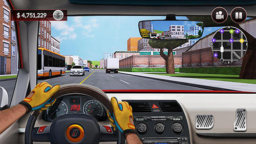 Drive for speed: Simulator für Android