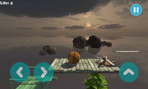 The lost sphere Screenshot