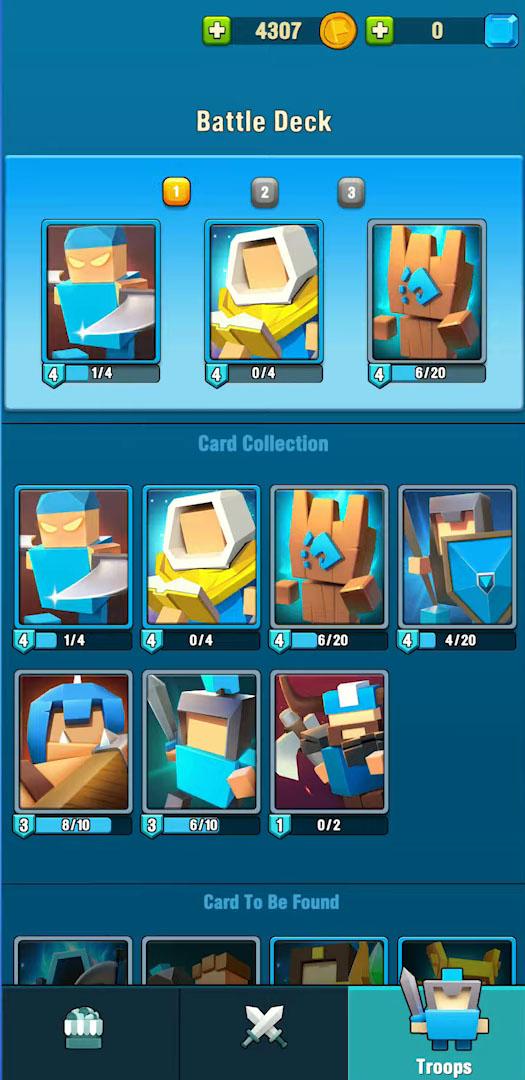Tower Clash screenshot 1