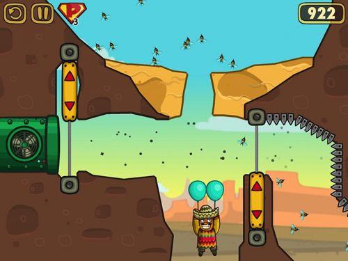 Arcade-Spiele: Lade Amogi Pancho auf dein Handy herunter