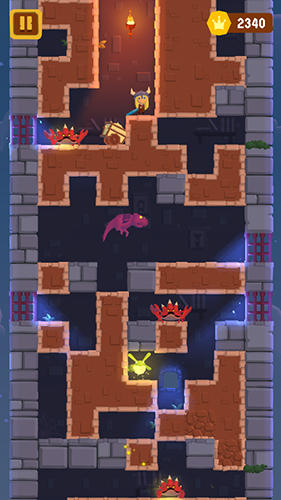 Arcade games Once upon a tower for smartphone