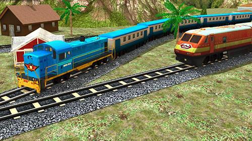 Simuladores Fast train simulator 2018 para teléfono inteligente