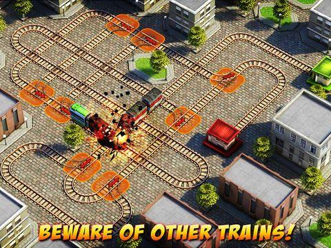 Arcade: Lade Eisenbahnkrise Plus auf dein Handy herunter