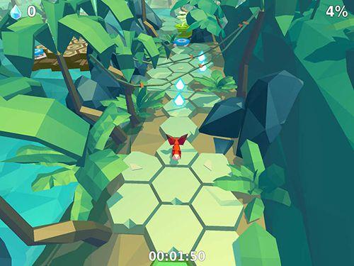 Screenshot Der kleine Fuchs auf dem iPhone