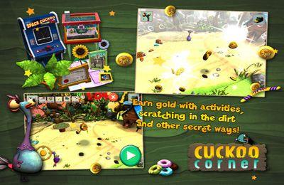 Arcade: Lade Kuckucks-Ecke auf dein Handy herunter