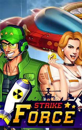 Strike force: Arcade shooter. Shoot 'em up captura de pantalla 1
