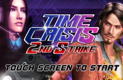 logo Time Crisis 2nd Strike