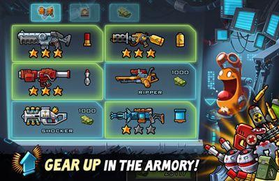 Screenshot Monster schießen - Die verlorenen Level auf dem iPhone