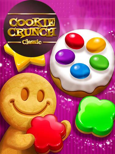 Cookie crunch classic captura de pantalla 1