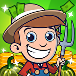 Farm away! Idle farming icono