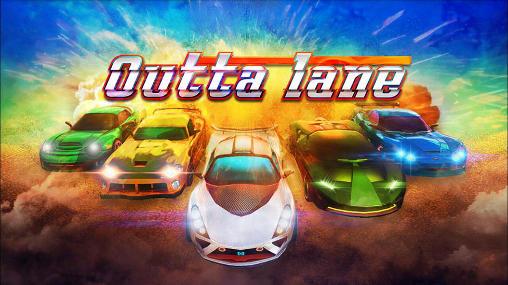 Road: Car chase. Outta lane icône